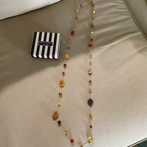 Accessory necklace from Henri Bendel